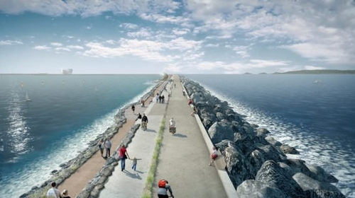 UK Government Won't Back Swansea Tidal Lagoon Project - Good!!!!