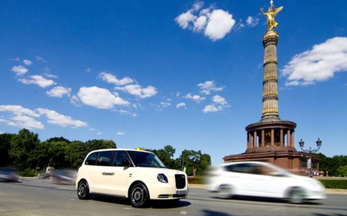 TX Electric Taxi From London EV Company Coming To Germany