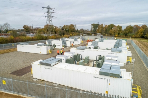 50MW of Enhanced Frequency Response batteries go online in Britain from VLC Energy