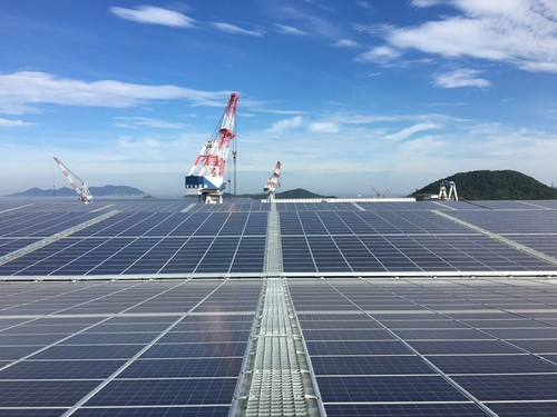 Largest integrated PV project in the world completed in Eastern China