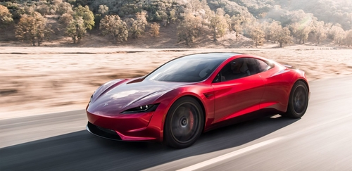 Tesla next-generation Roadster breaks all the records: 0-60 mph in 1.9 sec, 620-mile range, and more