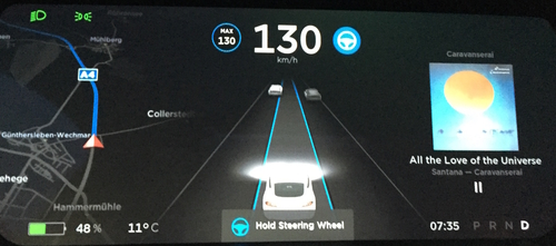 Tesla Owners Using Autopilot Offered 5% Discount From Insurance Firm Direct Line (UK)