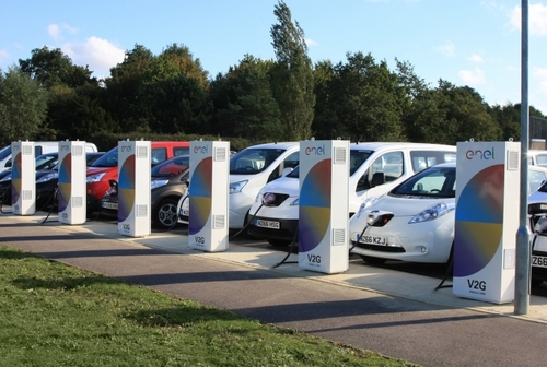 UK Electric Vehicle to Grid Projects (V2G) Receive £30 million boost from the government