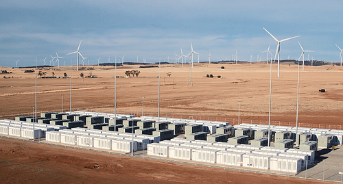 Why deploy Energy Storage next to Wind Turbines?