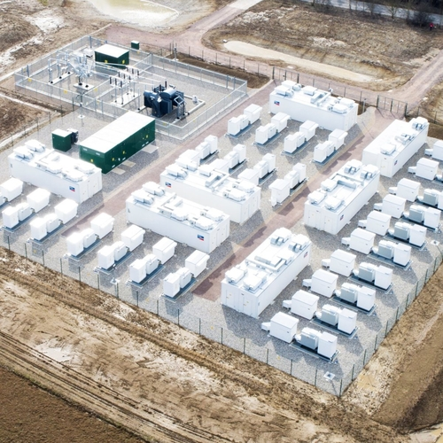 The year of large-scale storage: UK's new capacity to top 500MW in 2018