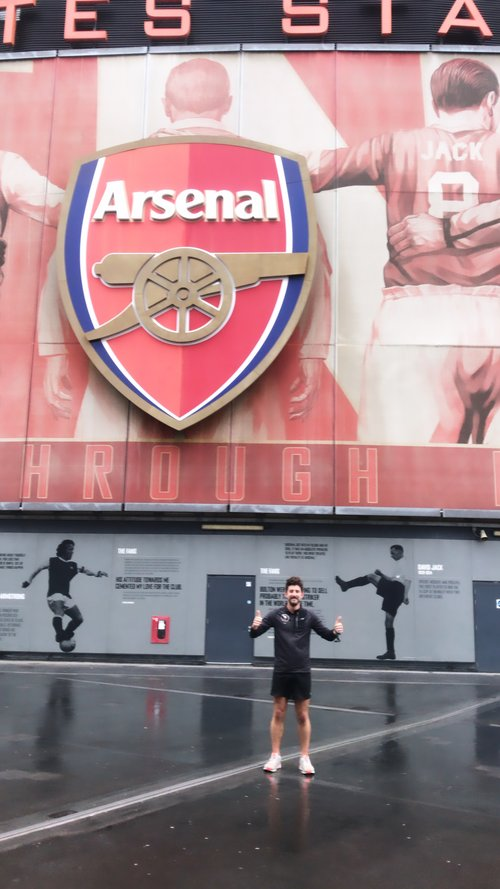 Arsenal leads charge into new era of battery-powered football