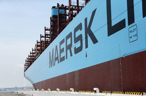 Shipping Giant Maersk Aims for Zero Net Carbon Emissions by 2050