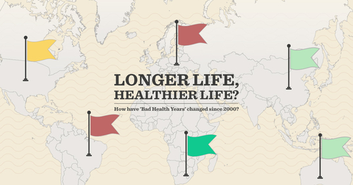 How Many Years Can You Expect To Live In Bad Health?