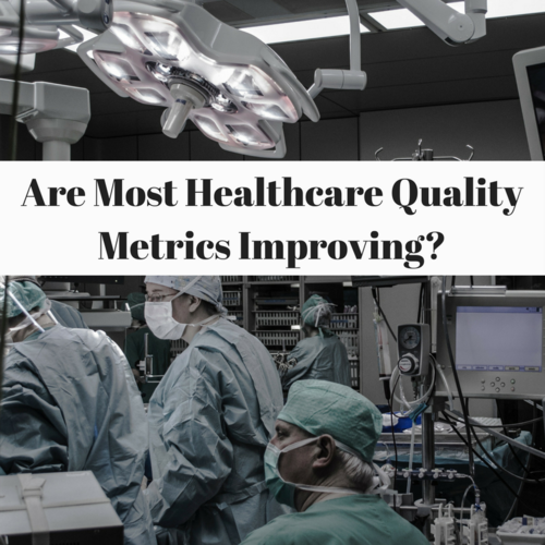 Are Most Healthcare Quality Metrics Improving?