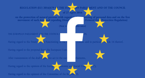 Facebook data breach highlights GDPR risk in global privacy age