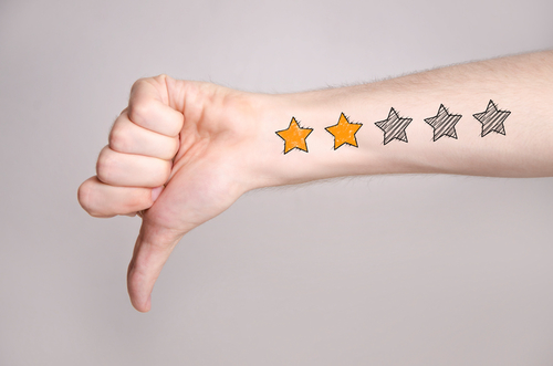 When the internet bites...you. What to do about a bad Google review.