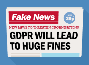 GDPR - on everyone's radar but not time to panic about fines