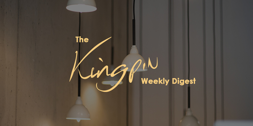 Kingpin Weekly Digest - Martech, buying cycle, and future skills