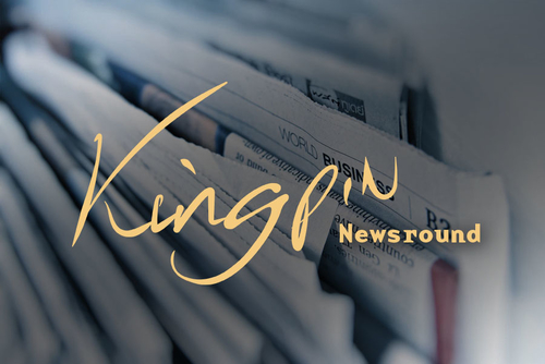 Kingpin Newsround - Modern marketers, sales productivity and online purchases