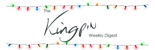 Kingpin Weekly Digest: Email Marketing tips that will work in 2019, predictions for programmatic, content syndication & Smart Shoes for Christmas?