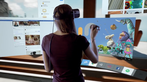 Oculus Dash the computing platform we've all been waiting for?