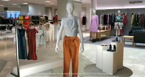 Is AR shopping the saviour of bricks and mortar retailers?