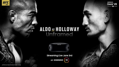 Live Sports in VR: Samsung partners with UFC, X-Games, Live Nation