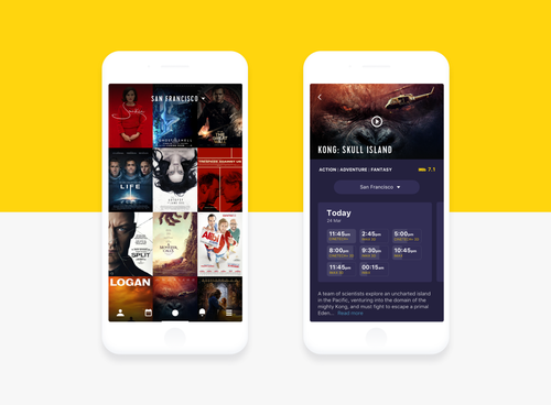 Know the basics: types of Mobile UI screens