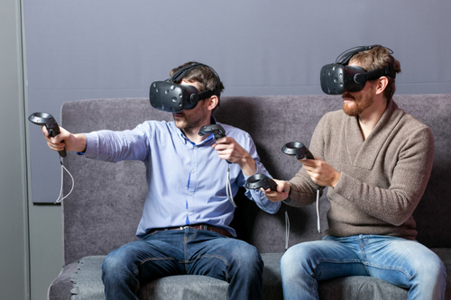 VR needs to grow up and be less unique