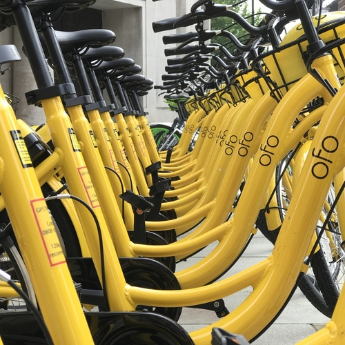 Dockless bike-sharing is a big deal (in case you haven't been paying attention)