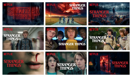 How Netflix finds the best thumbnails for your favourite shows