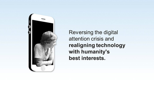 Reversing the digital attention crisis with humane design