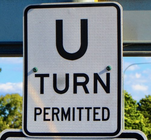 'U turn if you want to' says CJEU