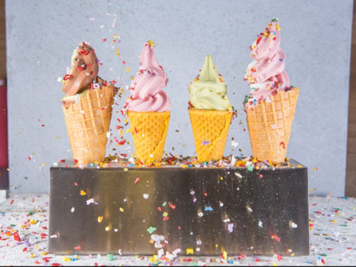 Good News - Ice Cream is good for your brain