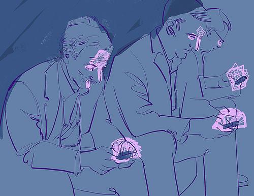 Are Smartphones the new Cigarettes?