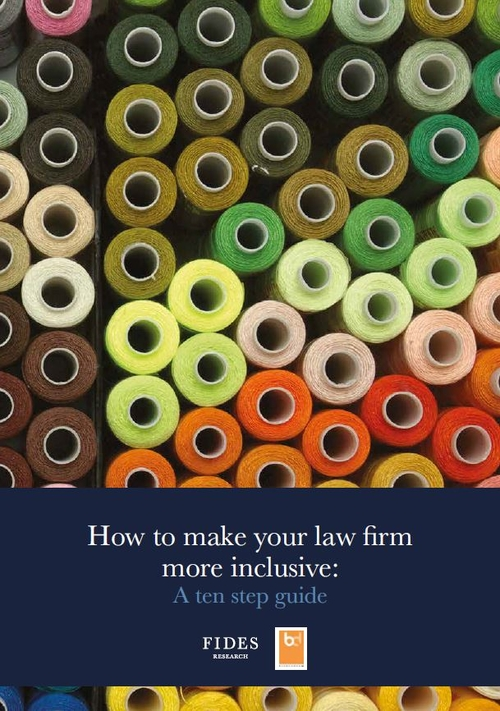 How to make your law firm more inclusive: A ten step guide