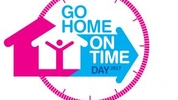 Go Home on Time Day
