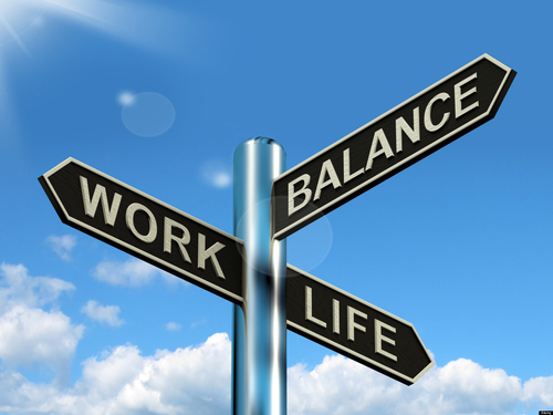 Work-life balance - is it about balancing time or identity?