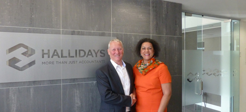 Hallidays take lead on office Health & Safety