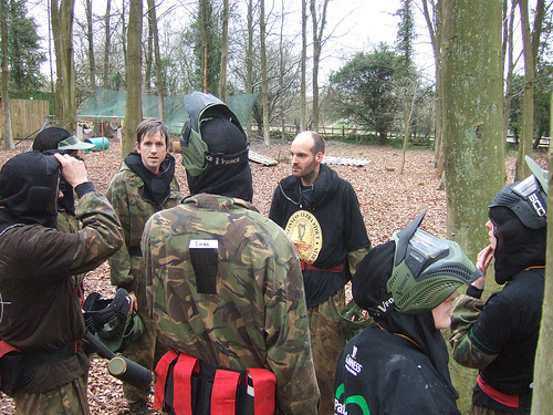 Opinion: A paintballing trip will never help your team work better together