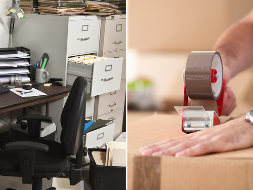Office relocation checklist for small businesses