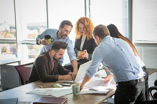 The Importance of Team-building