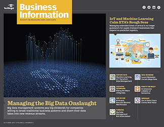 Managing the big data ecosystem requires agility amid disruptions