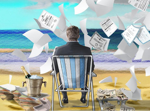 How big data made the 'Paradise Papers' revelations real