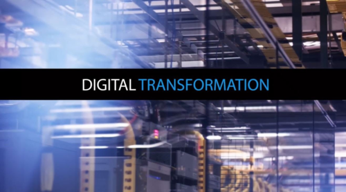Digital Transformation or Welcome to The New World!
