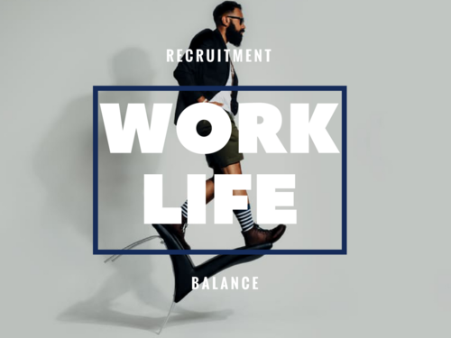 How to Achieve Work-Life Balance as a Recruiter