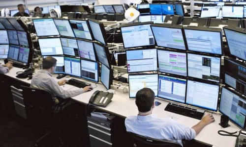 The digital transformation of the stock market