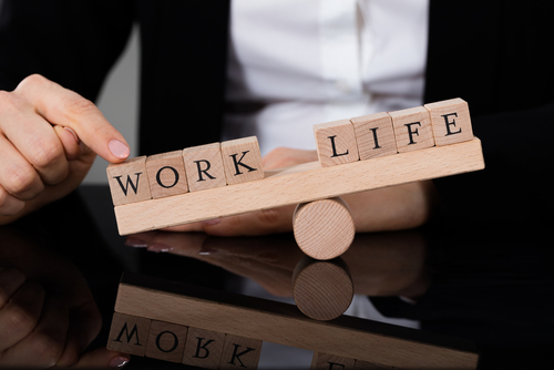 Steps to bringing a work-heavy life back into balance