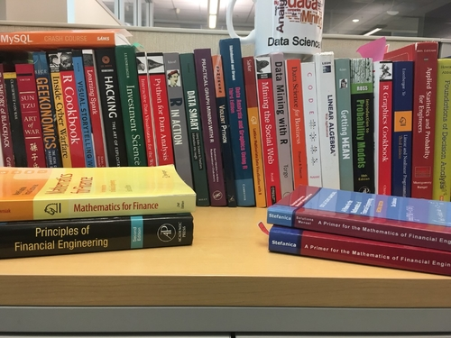 Five books every data scientist should read that are not about data science