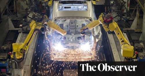 Rise of robots 'could see workers enjoy four-day weeks'