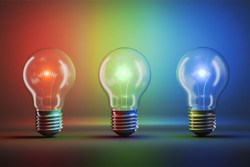 How Entrepreneurs Can Use Coloured Lights to Stay Productive