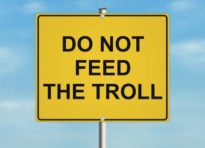 Why do trolls troll?