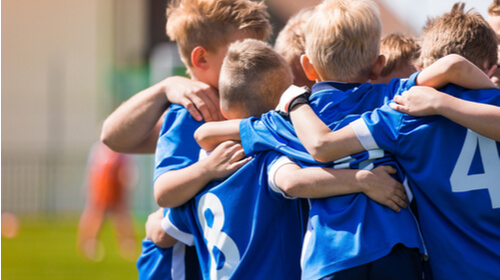 What team sports can teach us about pretty much everything