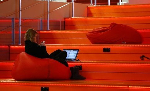 Is a trendy office enough to keep your staff happy?