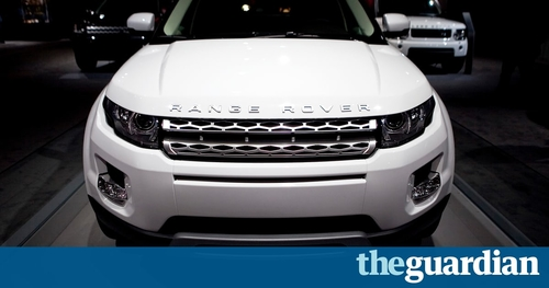 Jaguar Land Rover Pledge To Produce Only Electric Or Hybrid Cars